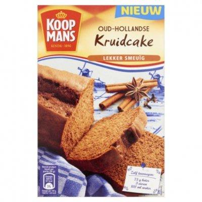 Koopmans Oud hollandse kruidcake