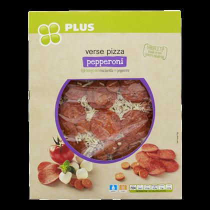 Huismerk Pizza pepperoni