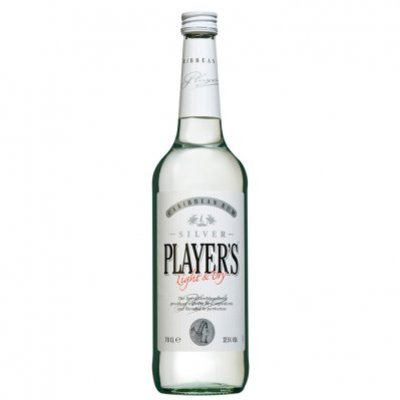 Player's Silver rum