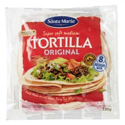 Santa Maria Soft tortilla