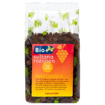 Bio+ sultana rozijnen