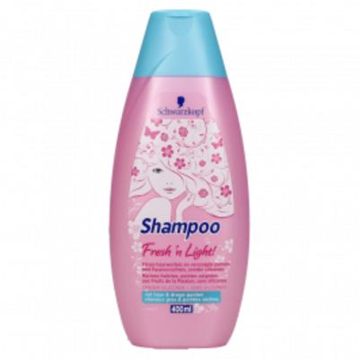 Schwarzkopf 7 kruiden shampoo 400 ml