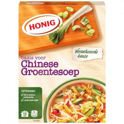 Honig Chinese groentesoep