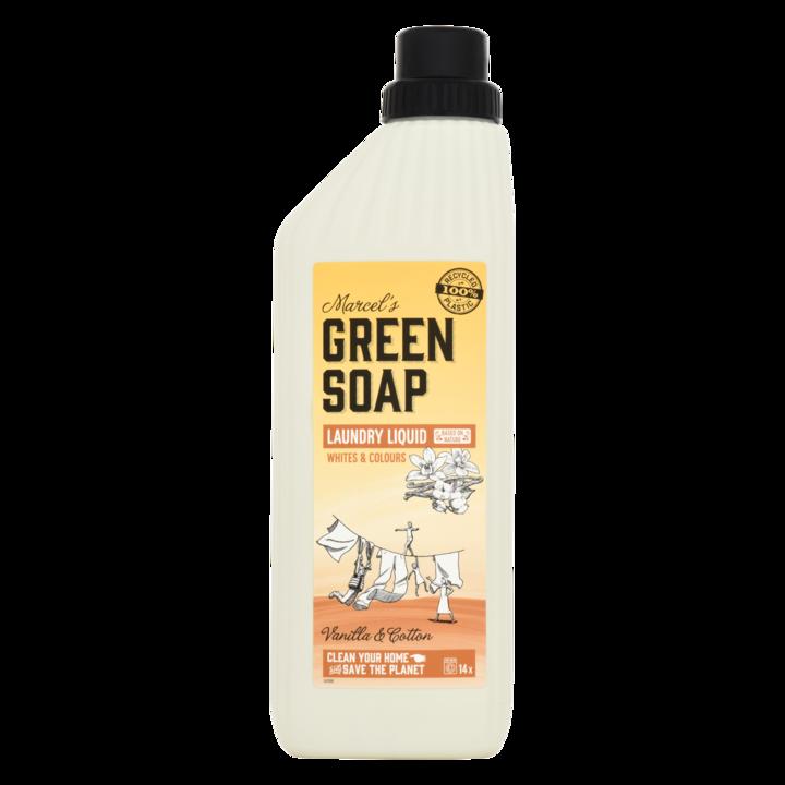 Marcel's Green Soap Laundry Liquid Vanilla & Cotton