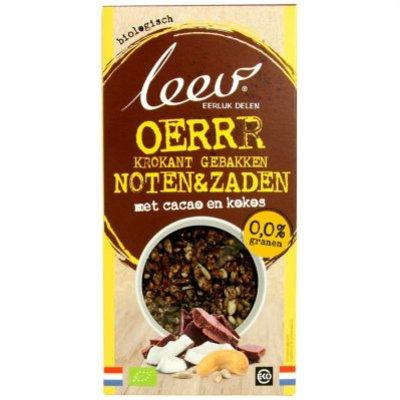 Leev Oerrr krokant cacao en kokos