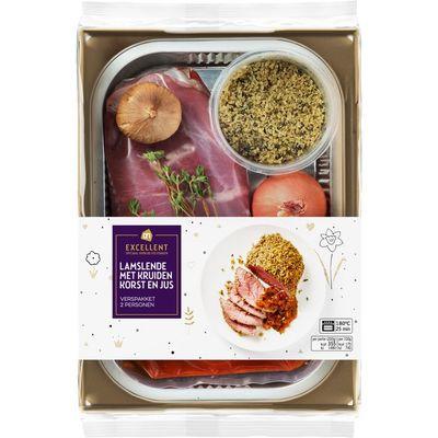Huismerk Verspakket lamslende kruidenkorst