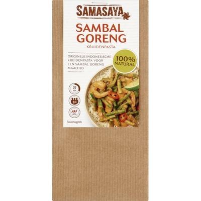 Samasaya Curry sambal goreng