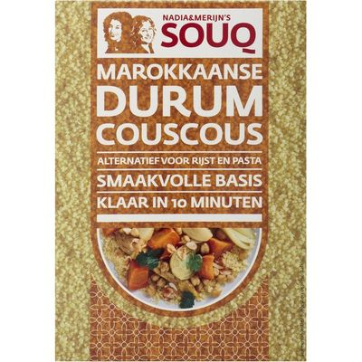 Souq Marokkaanse couscous