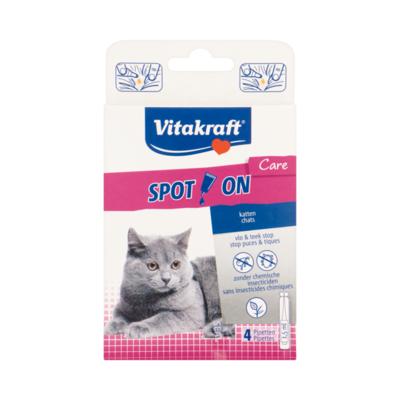 Vitakraft Spot On Care Pipetten voor Katten