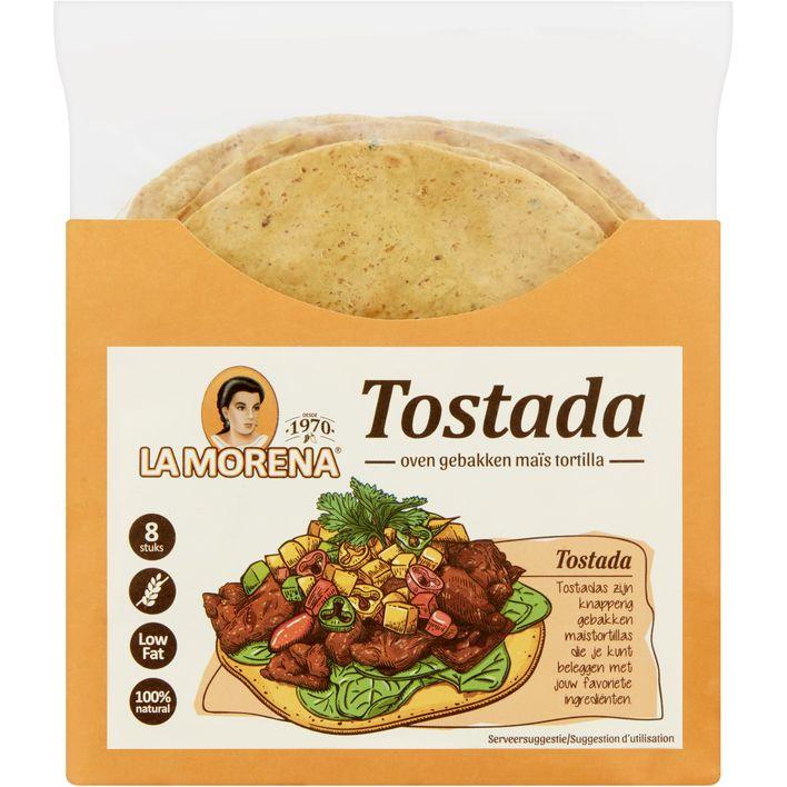 La Morena Tostada's van maïs