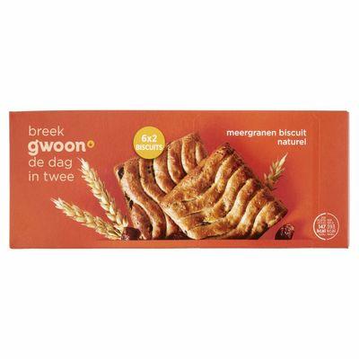 G'woon Meergranen Biscuit Krenten En Rozijnen