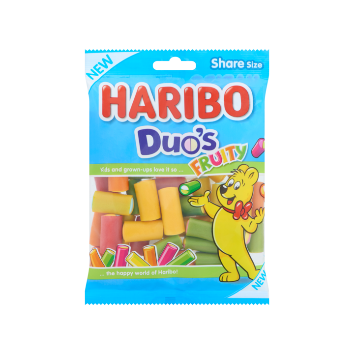 Haribo Duo's Fruity