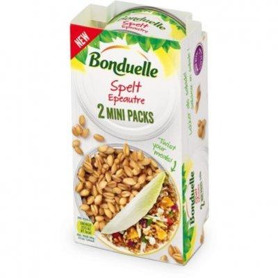 Bonduelle Mini packs spelt