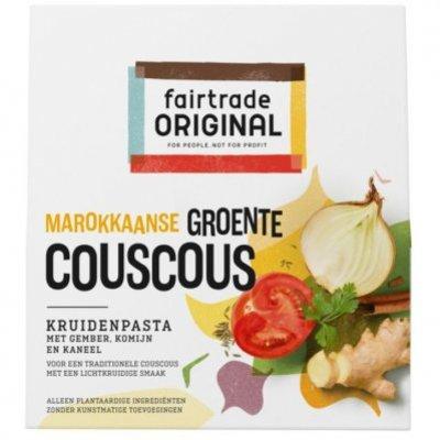 Fairtrade Original Marokkaanse couscous paste