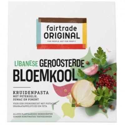 Fairtrade Original Libanese geroosterde bloemkool paste