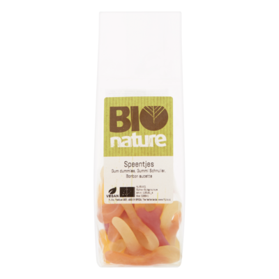 Bio Nature Gummies Speentjes