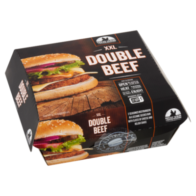 Texas James XXL Double Beef