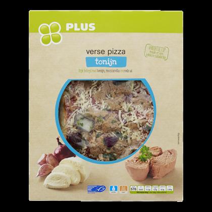 Huismerk Pizza tonijn