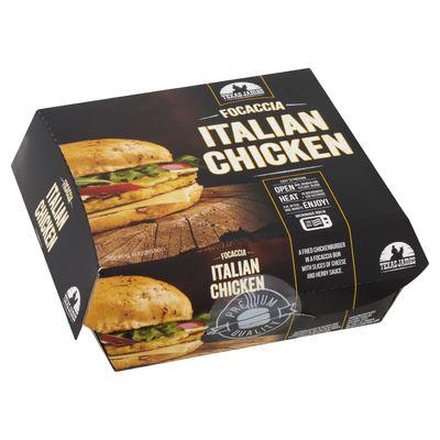 Flemmings Focaccia Italia Chicken
