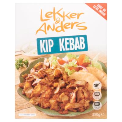 Lekker & Anders Kip kebap