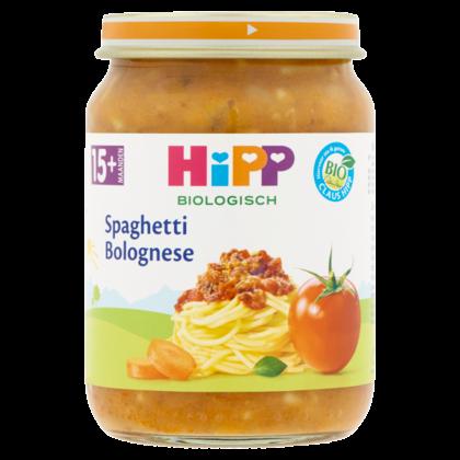 HiPP 15+ Spaghetti bolognese biologisch