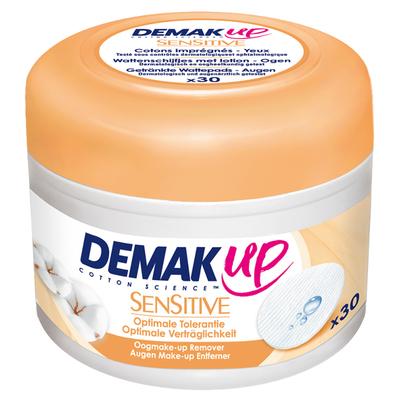 Demak'up Sensitive oogmake-up remover