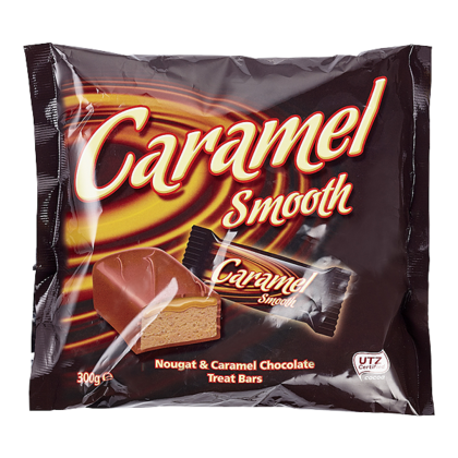 Carambar Chocolade Candybar Smooth