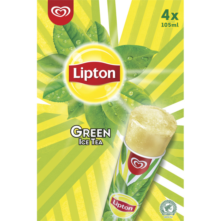 Ola Lipton green ice tea