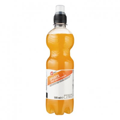 Budget Huismerk Sportdrank orange