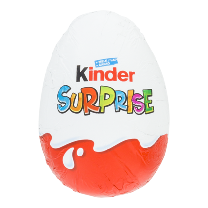 Kinder Chocolade Kinder surprise ei single