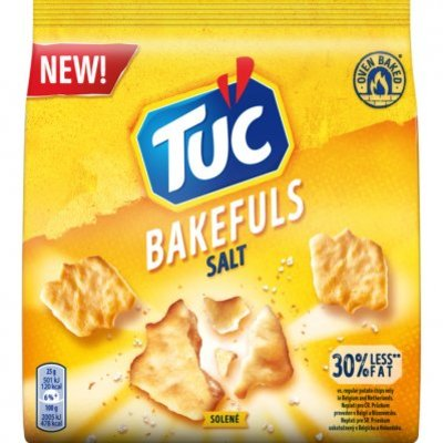 Tuc Bakefuls zout