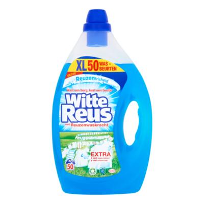 Witte Reus Gel Wasmiddel Wit