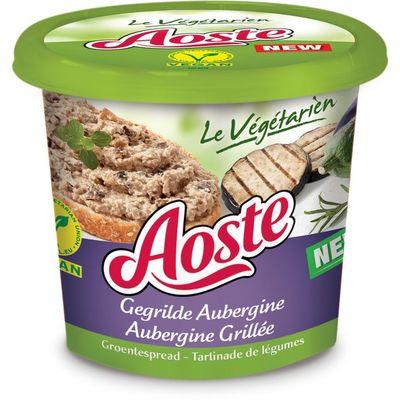 Aoste Vegaspread aubergine