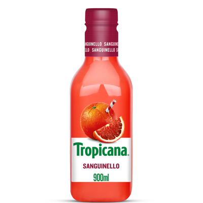 Tropicana Sanguinello bloedsinaasappel sap