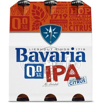 Bavaria IPA 0.0 sixpack