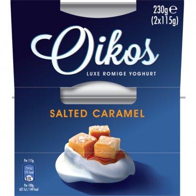 Oikos Salted caramel