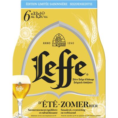 Leffe Zomer 6pack