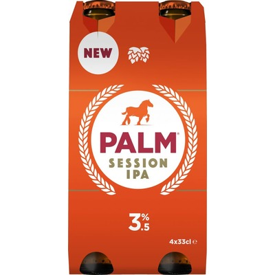 Palm Session IPA 4x33cl