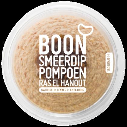 Boon Smeerdip pompoen - ras el hanout