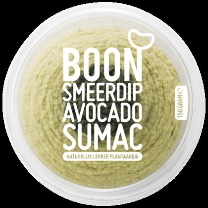 Boon Smeerdip avocado - sumac