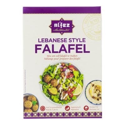 Alfez Lebanese falafel