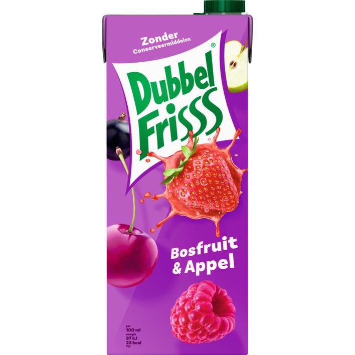 DubbelFrisss Bosfruit appel