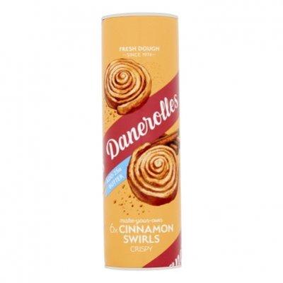 Danerolles Cinnamon swirl