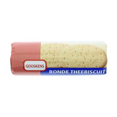 Gooskens Ronde thee biscuit