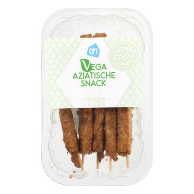 Huismerk Vega snack Aziatisch