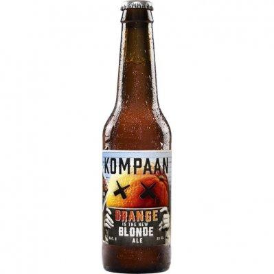 Kompaan Orange is the new blonde