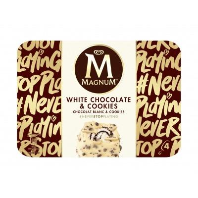 Magnum White chocolate