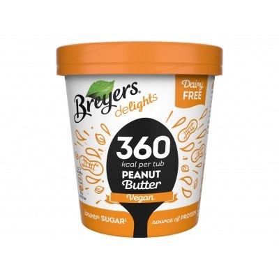 Breyers Non-dairy peanut butter