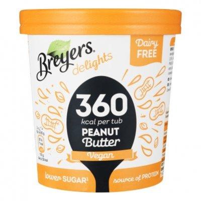 Breyers Non-dairy peanut butter ijs