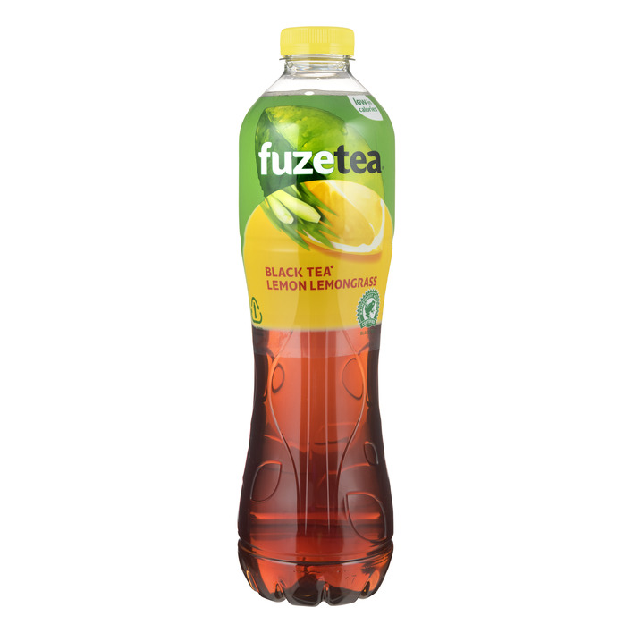Fuze Tea Lemon lemongrass
